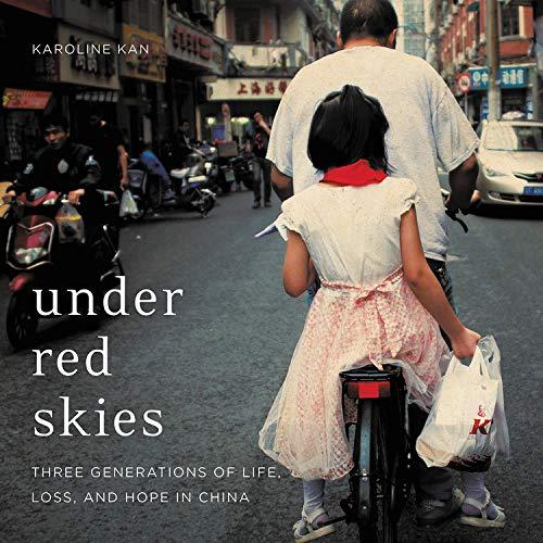 Couverture de Under Red Skies
