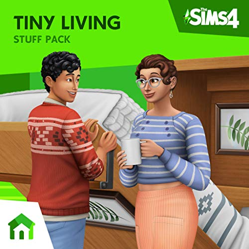 The Sims 4 Tiny Living - PS4 [Digital Code]