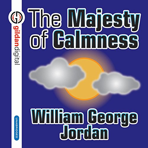 The Majesty of Calmness audiobook cover art