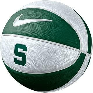 Nike Michigan State Spartans Green-White 8'' Mini Basketball