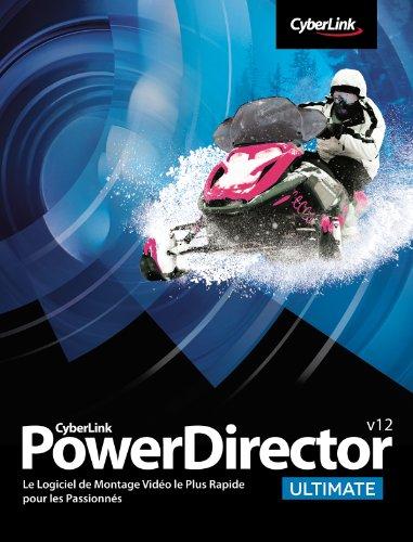 PowerDirector 12 Ultimate [Téléchargement]