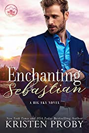 Enchanting Sebastian (Big Sky Royals Book 1)