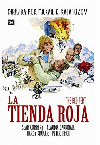 La Tienda Roja [DVD]