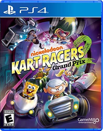 51oxJT6oHVL - Nickelodeon Kart Racers 2: Grand Prix - PlayStation 4 Standard Edition
