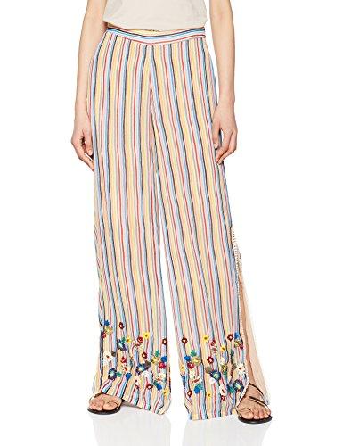 Intropia P468PAN06340799 Pantalones, Mujer, 799, 38 (Tamaño del Fabricante:38)