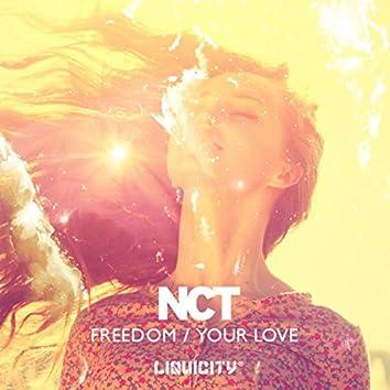 Freedom EP (Liquicity Presents)