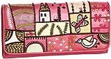 [ホコモモラ] Jocomomola 【カンポ】中L字ファスナー付き長財布 5388002 32 (ピンク)
