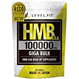 LEVEL FIT HMB EAA アルギニン サプリ100000mg【アンチドーピング認証】360粒1袋