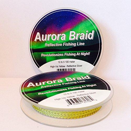 Aurora Braid Reflective Fishing Line