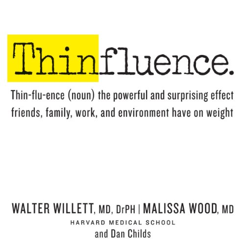 Thinfluence audiobook cover art