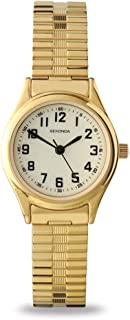 Sekonda Women's SK4244 Year-Round Analog Quartz Gold Watch