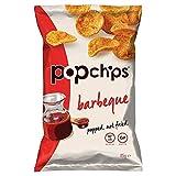 Popchips Barbeque Popped Potato Crisps 85g -