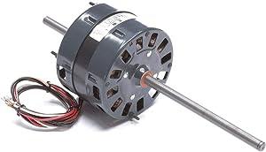 Fasco D1092 Coleman Replacement Fan Motor, 1/3 HP, 115 Volts, 1675/1080 RPM, 2 Speeds