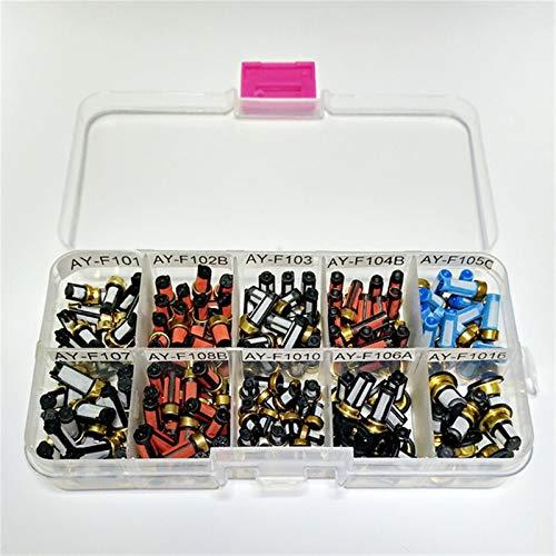 Micro Filter Kit Kraftstoffeinspritzdüseprüfvorrichtung Reparatur Zubehör Hohe Qualität mit verschiedenem Typ for Au-Teil