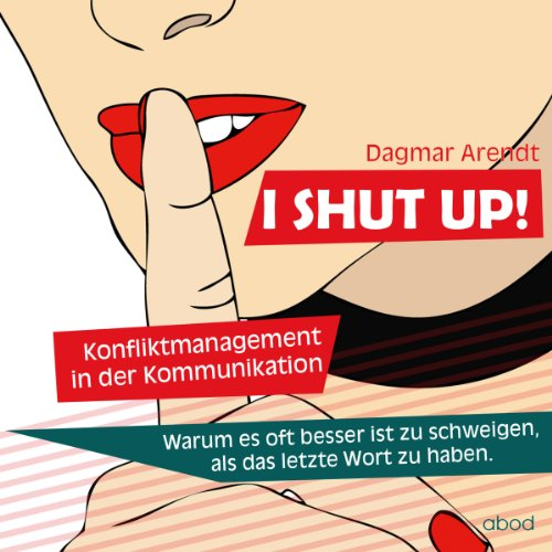 I SHUT UP! Titelbild
