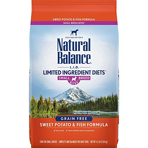 Natural Balance LID Dog Food