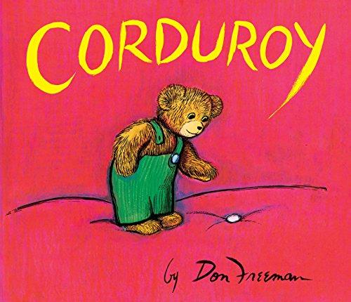 Corduroy: Giant Board Book