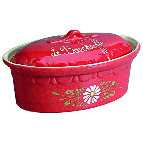 SIEGFRIED 134V7 Kochschüssel, rot