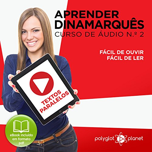 Aprender Dinamarquês: Textos Paralelos, Fácil de Ouvir, Fácil de Ler Titelbild