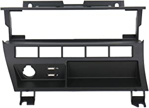 Dynavin E46 Double DIN Stereo Dash Kit Individual Row Button Style for BMW 1998-2006 3-Series