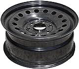 Dorman - OE Solutions Black Wheel with...