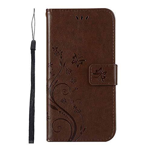 Estuche para teléfono Tipo Bandolera Tarjeta de tragamonedas Cartera Flip Funda para SMG Galaxy S3 S4 S4 Mini S6 S7 Edge S8 S9 Plus S10 Lite I8190 i9190 J330 J530 Cover Coque S20