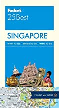 Fodor's Singapore 25 Best (Full-color Travel Guide)
