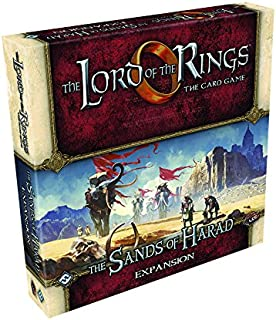 Lord of the Rings LCG:The Sands of Harad (Deluxe Exp)