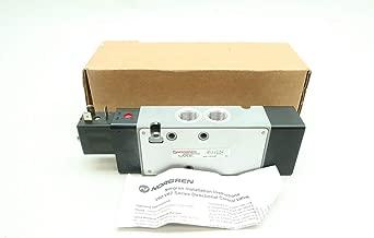 NORGREN V62S517AA313JA Pneumatic Solenoid Valve 24V-DC 145PSI 3/8IN NPT D655505