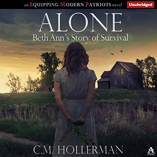 Alone: Beth Ann's Story of Survival  By  cover art