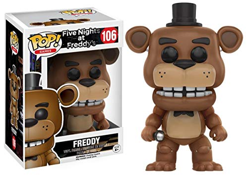 FIVE NIGHTS AT FREDDY'S Freddy Vinyl Figure 106 Sammelfigur Standard