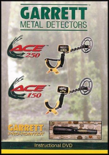 Garrett Metal Detectors: ACE 250 / ACE 150 / Pro-Pointer [Instructional DVD]