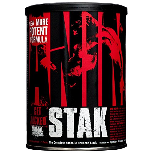 21 paquetes por Universal Nutrition, Animal Stak