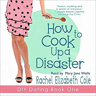 How to Cook Up a Disaster audiobook cover art