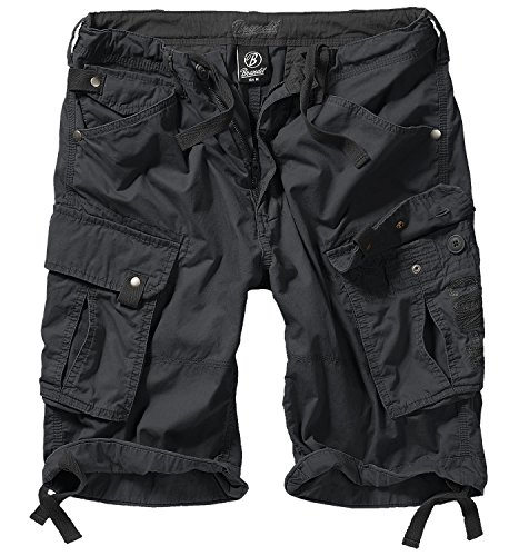 Columbia Mountain Shorts schwarz - L