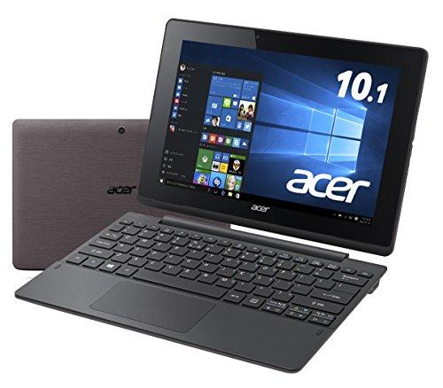 『Acer 2in1 タブレット Aspire Switch 10 E SW3-016-F12D/KF /Windows 10/10.1インチ/Office MobileプラスOffice 365サービス』の1枚目の画像