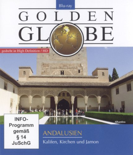 Andalusien - Golden Globe [Alemania] [Blu-ray]