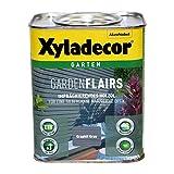 Xyladecor 5293801 Holzpflegeöl Holzöl, Graphit Grau