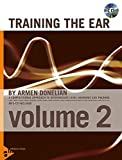 Training the Ear, Vol 2: A Compositional Approach to Intermediate Level Harmonic Ear Training (Book & CD)