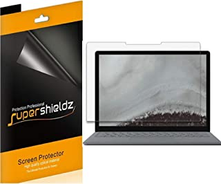 (3 Pack) Supershieldz Designed for Microsoft Surface Laptop 4 / Surface Laptop 3 (13.5 inch) Screen Protector, Anti Glare ...
