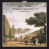 Pleyel: String Quartets 7-9 (2008-05-27)