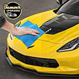Bamoer [Upgraded] Scratch Remover Cloth,Multipurpose Car Paint Scratch Repair...