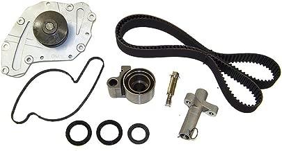 DNJ TBK1150WP Timing Belt Kit with Water Pump for 2005-2011 / Chrysler, Dodge, Volkswagen / 300, Avenger, Challenger, Charger, Grand Caravan, Journey, Magnum, Nitro, Pacifica, Routan, Sebring