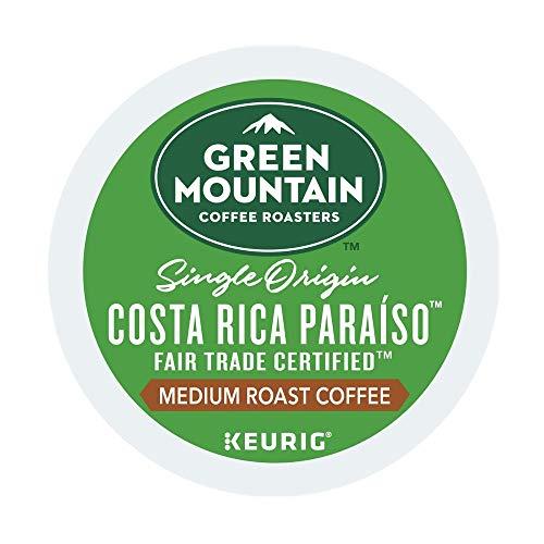 Green Mountain Coffee Costa Rica Paraiso Keurig K-Cups (18 Count) - SET OF 2