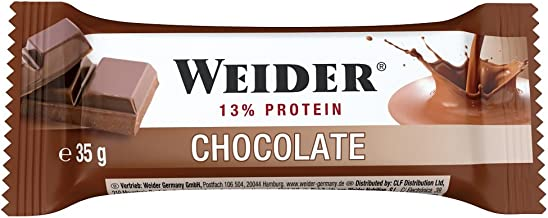 Weider Fitness Protein Bar Crispy Chocolate 24x36g Estimated Price : £ 19,38