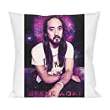 Steve Aoki Modern Design Pillow
