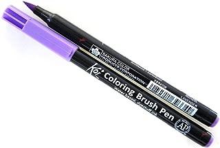 Caneta Pincel Koi Coloring Sakura Avulso Lavender 238