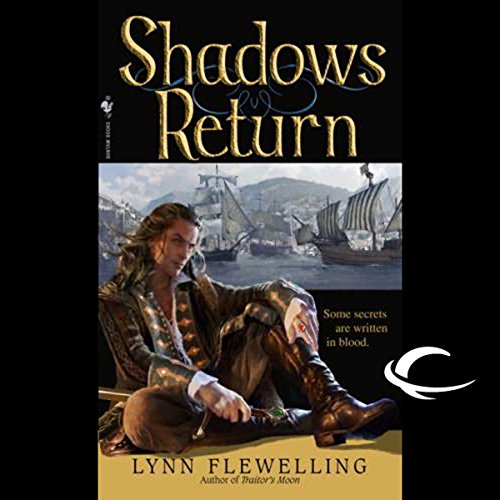 Shadows Return audiobook cover art