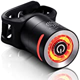 BrightRoad - USB Rechargeable Bike Tail...