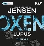 Oxen. Lupus: Ungekürzte Lesung mit Dietmar Wunder (2 mp3-CDs) (Niels-Oxen-Reihe) - Jens Henrik Jensen